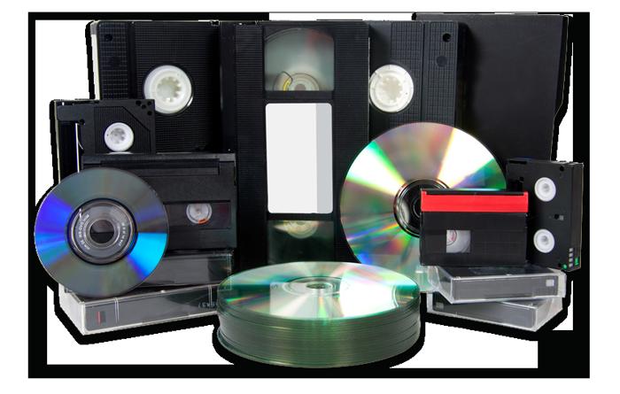 VHS to DVD Transfer
